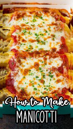 Yummy Pasta Recipes, Pork Recipes, Fish Recipes, Seafood Recipes, Healthy Dinner Recipes, Chicken Recipes, Tasty Dishes, Food Dishes, Food Food