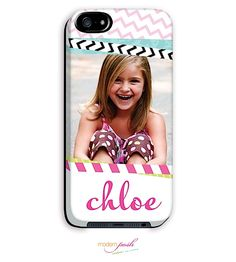 Modern Posh - phone | iPhone 5 Cases-Fashion | Chloe iPhone 5 Case (ModernP) | exclamationpaper.printswell.com