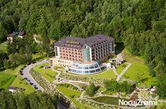 Hotel Belweder***** || #apartamenty #polishmoutains #apartments #polska #poland || http://nocujznami.pl/obiekt/hotel-belweder