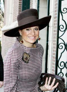 Princess Máxima, March 11, 2010