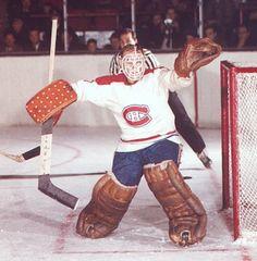 50 Years Ago in Hockey - Habs Edge Leafs Hockey Room, Women's Hockey, Hockey Games, Hockey Players, Nhl, Montreal Canadiens, Hockey World, Goalie Mask, Masked Man