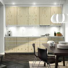 Kitchen door PLYWOOD
