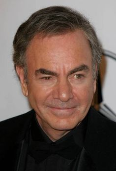 Neil Diamond - Aging gracefully  A true performer (he knew how to make everybody in the audience love him).