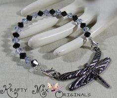 I moved this one to the #sale section but...a dragonfly swarovski crystals....it might find it's way into MY jewelry box! KM http://ift.tt/1O44sVn by kraftymax