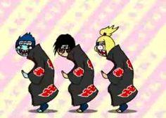 Akatsuki dance