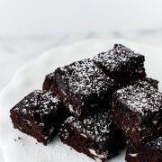 Fudgy Jam Brownies   Kitchen Confidante  