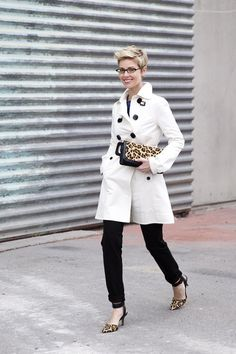 YouLookFab's gorgeous Angie Cox - modern day fashion icon!