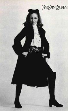 1967 - Yves Saint Laurent ensemble