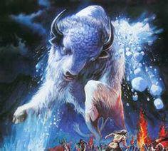 White buffalo........