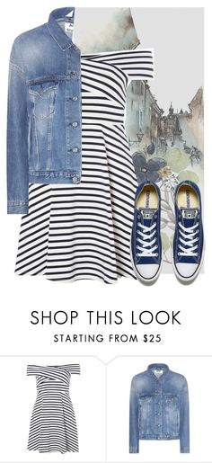 """""""Untitled #1544"""" by dishalovesthat ❤ liked on Polyvore featuring Dorothy Perkins, Acne Studios and Converse"""