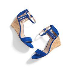 Stitch Fix Spring Styles: Wedge Sandals