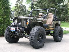 Chevy 1/2 Ton axles on a Wagoneer. - International Full Size Jeep Association