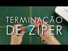 Dica de Sexta: Terminação de Zíper Fácil e Perfeita (Tutorial Patchwork) - YouTube