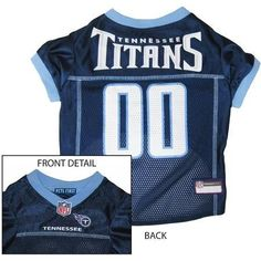 Tennessee Titans Jersey XS