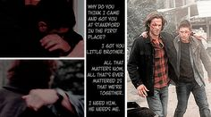 """""""Supernatural Hiatus Creations 