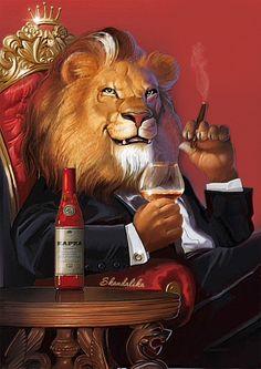 Sir Lion - Auntie Abigail's second cousin Arte Furry, Furry Art, Lion Love, Lion Wallpaper, Lion Pictures, Lion Of Judah, Lion Art, Animal Heads, Lion Tattoo