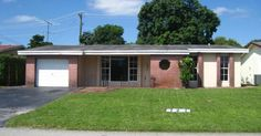 3 beds 2 baths + Garage,CBS,1722 sq ft. Lot size = 6,000 sq ft. Great property west of university! Has good roof, in need of updating.Asking $124,900 Cash or hard money. Call 561-666-8734 or Toll free: 855-REI-BUYS (734-2897). Email contact@deepalakhlani.com