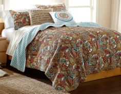 Ivy Hill Home Sari Quilt Set Queen Ivy Hill Home ://.amazon ... : ivy hill quilts - Adamdwight.com