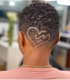 Boys Haircuts With Designs, Haircut Designs For Men, Short Hair Designs, Shaved Hair Designs, Short Hair Styles, Undercut Natural Hair, Natural Hair Short Cuts, Natural Hair Styles, Undercut Hairstyles Women