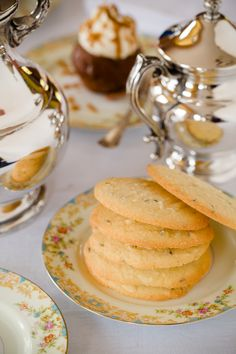 Shrewsbury Biscuits: Downton Delights Get ready for Downton Abbey! Recipe