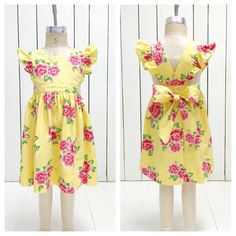 e80c4a3cbb8 Eleanor Rose Spring Fling Baby Dresses