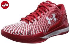 under armour CLUTCHFIT DRIVE LOW rot/weiß (*Partner-Link)