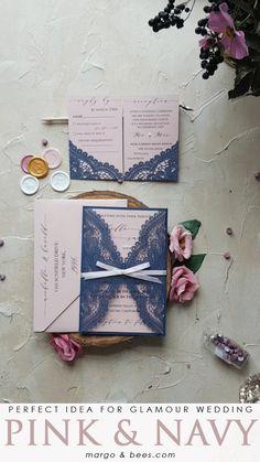 Wedding card handmade videos navy ideas for 2019 Wedding Gifts For Parents, Wedding Day Gifts, Diy Wedding, Rustic Wedding, Wedding Dress, Wedding Venues, Pocket Wedding Invitations, Diy Invitations, Wedding Cards Handmade