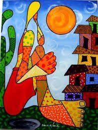 pintora brasileira - Pesquisa Google
