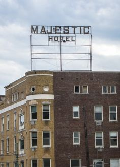 Majestic Hotel, Hot Springs