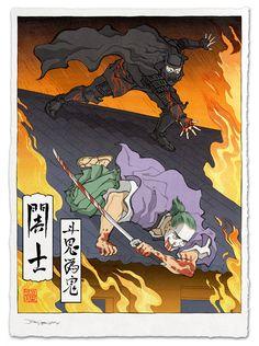 batman / the joker ?