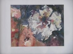 Here is a really nice watercolor painting of a flower sent in to us by Debi Rice. It is done on Arches 140 lb. watercolor paper with Holbein artists' watercolors. I love the whites she left on the paper! Debi thank you for sharing your work with us! #watercolorpainting #artwork