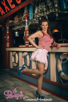 Photographer: susanna honkasalo Hair: Danita Lindroos Make-up by me Clothes:Muotiputiikki Helmi www.pin-up.fi
