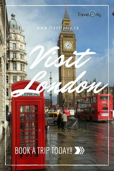 A melting pot of many cultures, there's something special about #London. Known for it's old school charm, friendly #hospitality and its rich, proud, #history. Book your #trip today!