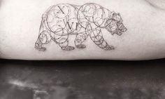 tatuagens da constelação de leão - Pesquisa Google