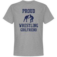 Wrestling Girlfriend | Wrestling Girlfriend tshirt