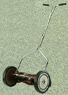 Standard Light Reel Mower Made in USA by American Lawn Mower  On Sale Now! - #madeinusa