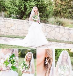 Bridal session at scenic springs wedding venue san antonio texas