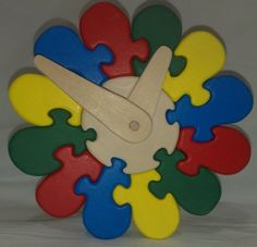Scrollsaw Pattern For Puzzle Making