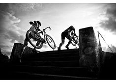 Cyclocross: Pleasure and Pain, a photo essay by Adam Myerson on bicycling.com