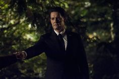 """There's pretty much two ways to derive enjoyment out of watching Twin Peaks, and both involve divorcing yourself from the expectations of a linear, three-act narrative. The first is to interpret it as an aesthetic and emotional experience; it can't be """"unlocked,"""" and that's okay. The second is to scour the material for the keys to that lock, the scraps of information and mythology that allow you to forge your own narrative from what's been presented. While the latter option is often…"""