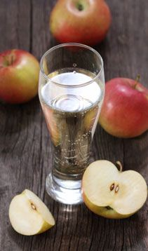 © istockphoto.com/petrenkod Apple of Our Eye DIY fermented apple cider you can sink your teeth into.