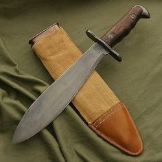 There's just something about WW1 I love it. 1917 Bolo knife issues go Marines until WW2. #knife #knives #history #worldwar #ww1 #wwi #boloknife #bolo #usmc #historical #old #tactical #marinecorps #shtf #outdoor