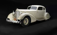 Packard Twelve Model 1106 Sport Coupe by LeBaron 1934
