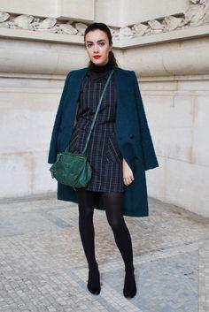 Stylesightings - Emerald City: Paris Fashion Week SS13