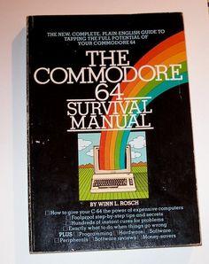 Commodore 64 Survival Manual (1984).