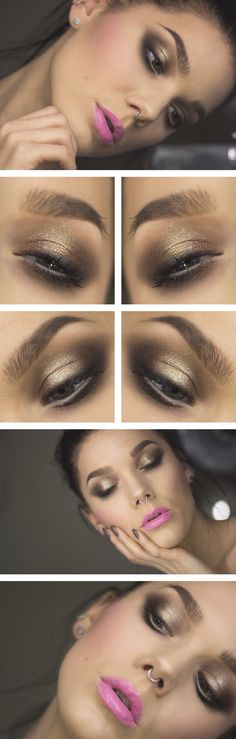 Glitter Makeup Day/ Night
