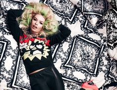 Forever 21 x Hello Kitty Badtz-Maru sweater -- Collection debuts November 16!