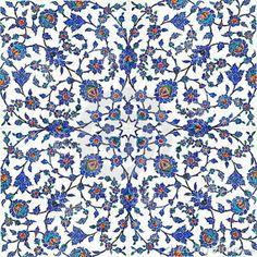 beautiful Ottoman tile
