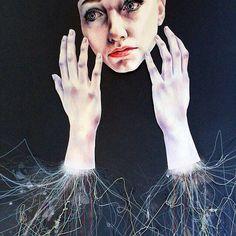 Kate Powell Art @katelouisepowell Final version of ...Instagram photo   Websta (Webstagram)