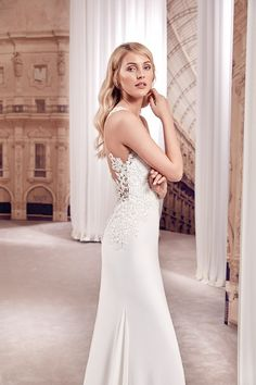 d9e57a2c362 Wedding Dress MD278. Eddy KWedding Dresses ...